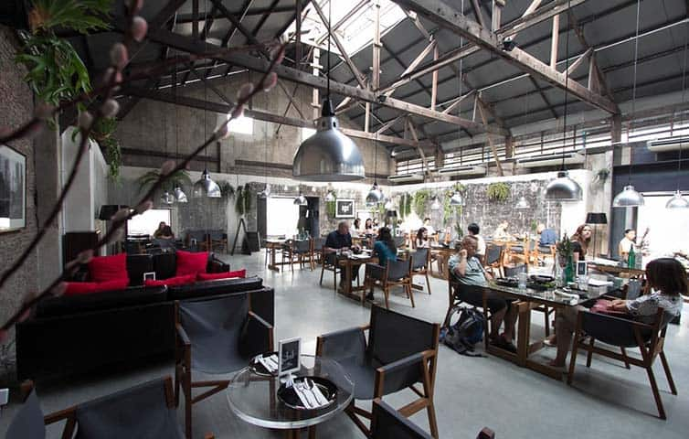 The Jam Factory - Stylish & Eclectic Hotspot