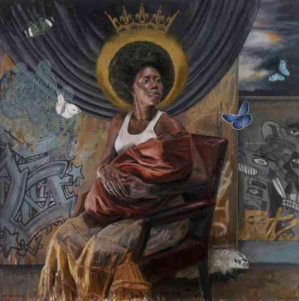 Tim Okamura - Blending Graffiti And Realism