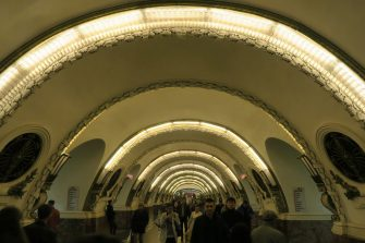Station de métro - Moscou