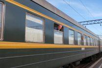 Dans le train numéro 4
