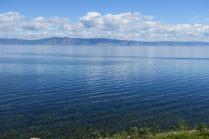 Limpidité des eaux du Baïkal