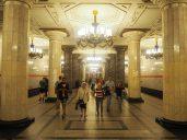 Station métro Ovtovo - Moscou