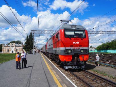 Une de nos locomotives