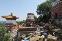 Palais d'été à Pékin