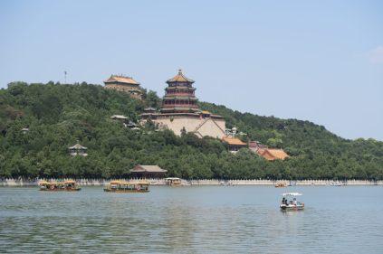 La colline de la longévité et son palais