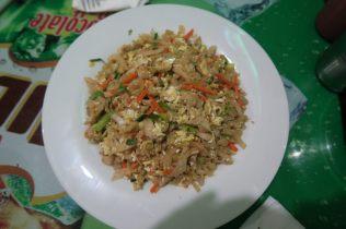 Fried Rice aux légumes
