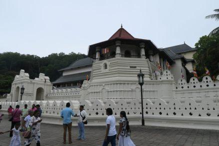 Temple de la Dent de Bouddha - Kandy