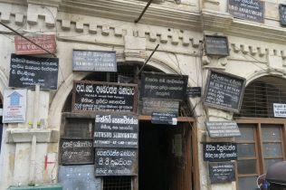 Enseignes de bureau - Kandy