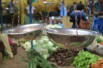 Balance - Marché de Kandy