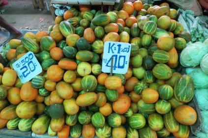 Fruits sur le marché de Kandy
