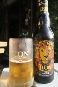 Bière Sri-Lankaise Lion