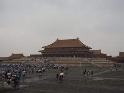 Salle de l'harmonie suprème, cité interdite, Pékin