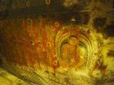 Fresques à l'intérieur des caves du Gold temple