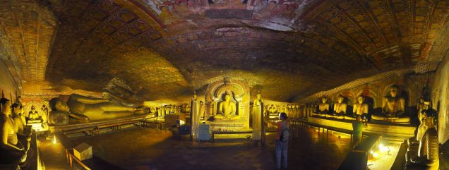 Gold Temple Dambulla