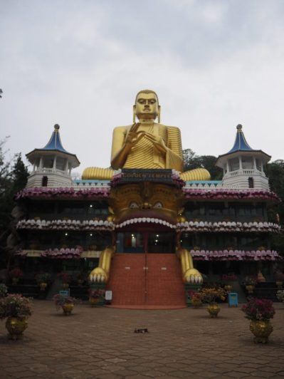 """Le Bouddha du """"Gold temple"""""""