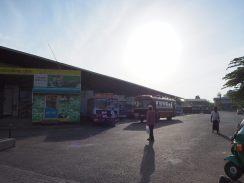 La bus station de Dambulla