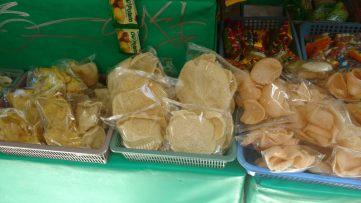 """Paquets de chips (""""krupuk"""")"""