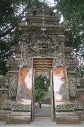 Porte du temple de Titra Empul