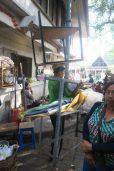 Restructuration des stands - Marché de Ubud