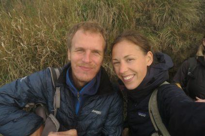 Selfie au Mont Batur