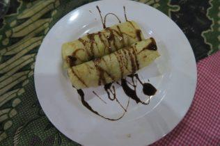 Dadar gulung (crêpes à la noix de coco)