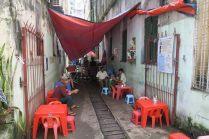 Echoppe locale, Yangon