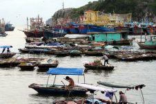 Le port de Cat Ba