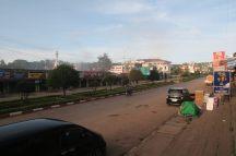 Arrivée à Kalaw à 5h du mat'...
