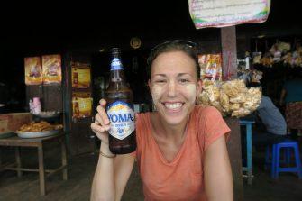 A la pause du midi, une bière fraiche s'impose !