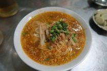 Shan noodle soupe