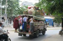 Rentabilité des transports à Mandalay