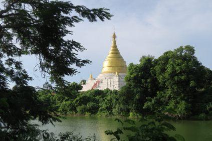 Stupa à Inwa
