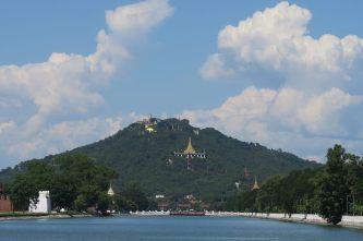 Colline de Mandalay