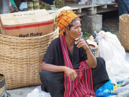 """Visite du """"marché des 5 jours"""""""