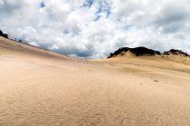 La dune, vue du bas