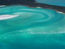 Les méandres de sables de Whitehaven