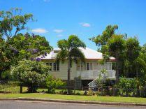 Maison typique du Queensland