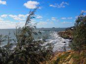 La côte à Emu Park