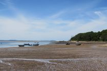 La plage de 1770
