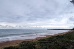La plage de Mon Repos