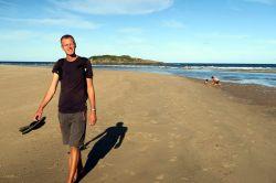 Promenade sur la page de Coff Harbour