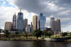 Skyline à Melbourne