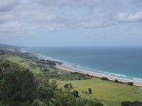 Le Marriners lookout à Apollo Bay
