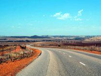 Paysages sur la route