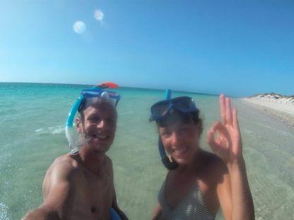 Au top avec le snorkeling !