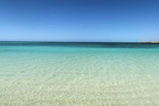 Turquoise Bay au Cape Range National Park
