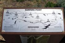 Sur les plages de surf de la côte Ouest