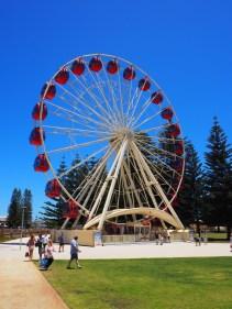 Roue à Fremantle