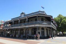 Dans les rues de Fremantle