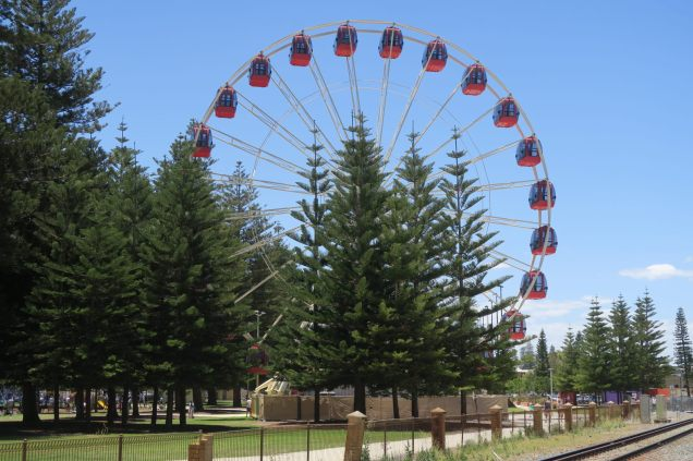 La roue de Fremantle